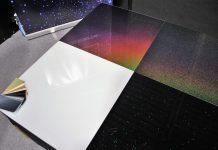 Z połączenia właściwości szkła i pasji do kolorów