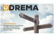 Nowy wymiar targów – DREMA, Furnica i Sofab łączą siły!