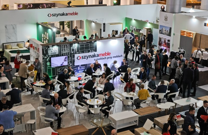 Giganci globalnego handlu na targach MEBLE POLSKA w Poznaniu