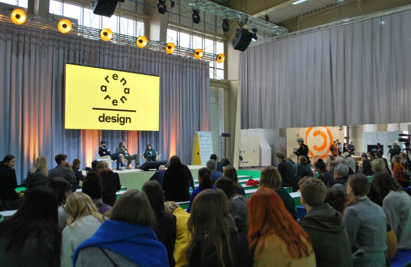 Omarce wmeblarstwie – na Arena Design 2020