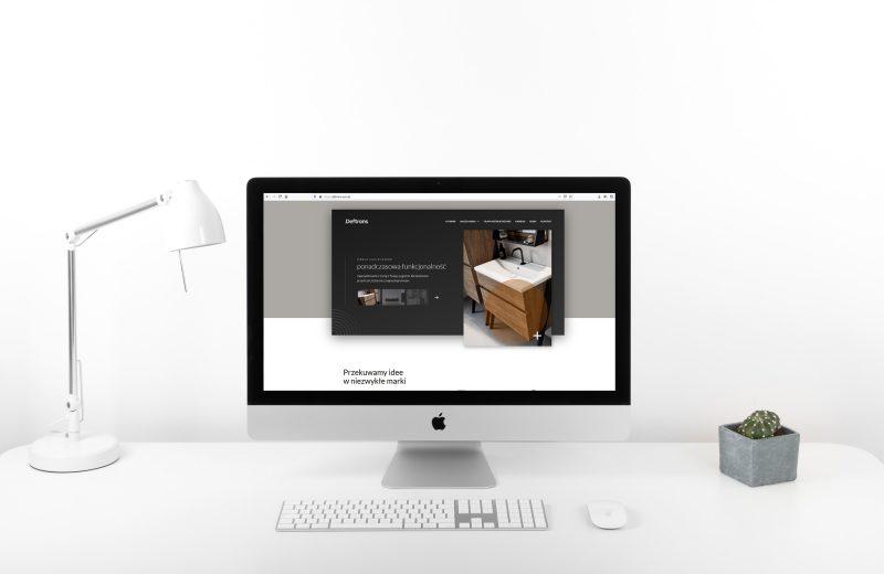 Rebranding i nowa strona internetowa
