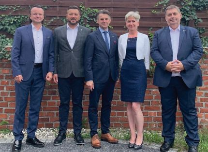 Nowe władze Stowarzyszenia Producentów Płyt Drewnopochodnych wPolsce
