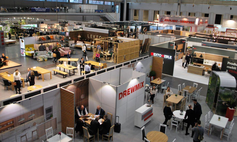 Targi MEBLE POLSKA i HOME DECOR 2021 przełożone na maj, ARENA DESIGN dopiero w 2022