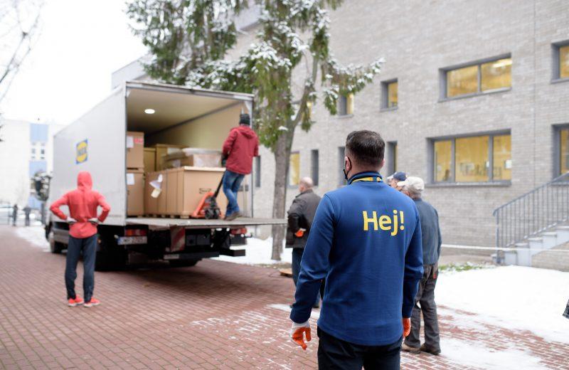 IKEA ruszyła na ratunek stacjom pogotowia