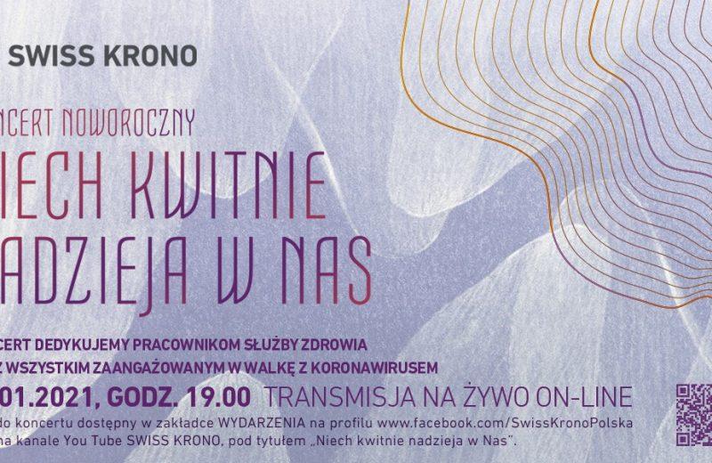 Koncert Noworoczny SWISS KRONO