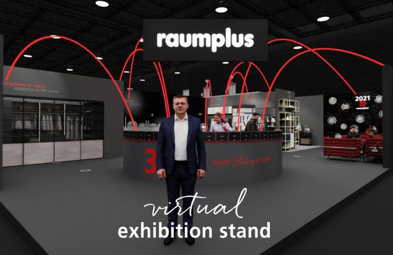 Raumplus zaprasza do wirtualnej przestrzeni