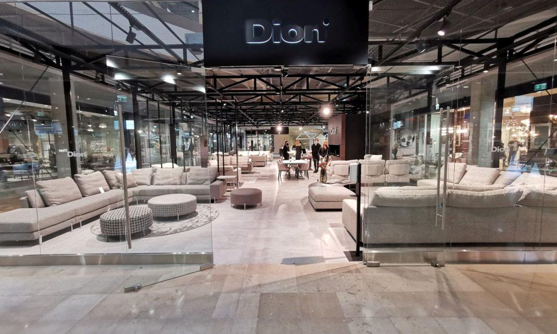 Kolejne otwarcie w Domotece – salon polskiej marki Dion już dostępny dla klientów