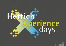 HettichXperiencedays 2021 rozpoczynają się w marcu