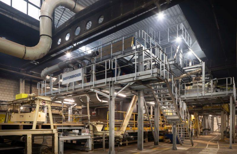 Nowa inwestycja w fabryce płyt wiórowych w Grajewie już działa