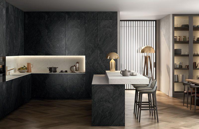 Nowe wzory kamieni naturalnych Sensa by Cosentino