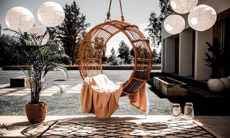 Fotele wiszące Monnarita