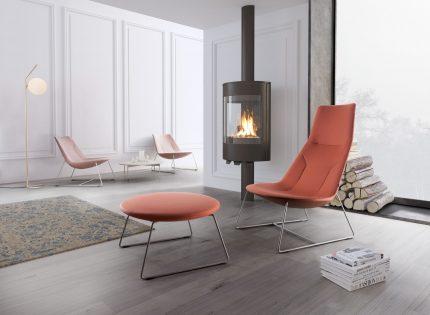 Fotel Chic Lounge – rozsiądź się wygodnie!