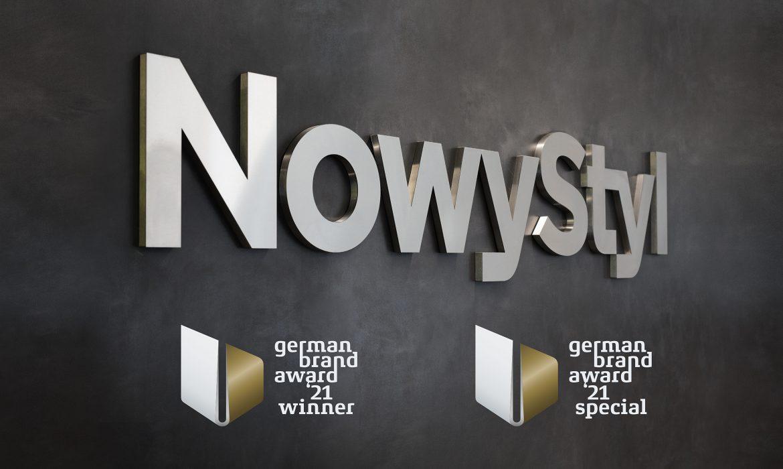 German Brand Awards dla Nowego Stylu