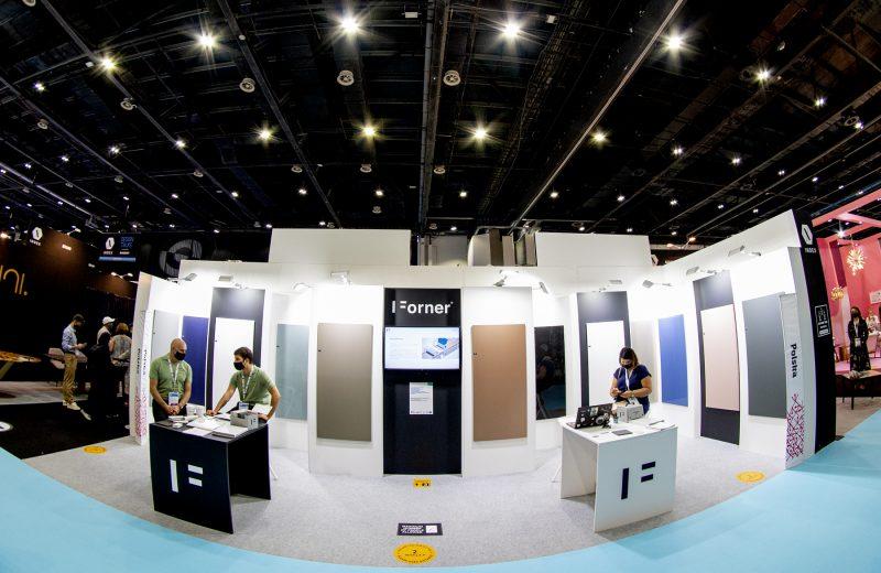 Płyty Forner wśród trendów na targach Index w Dubaju