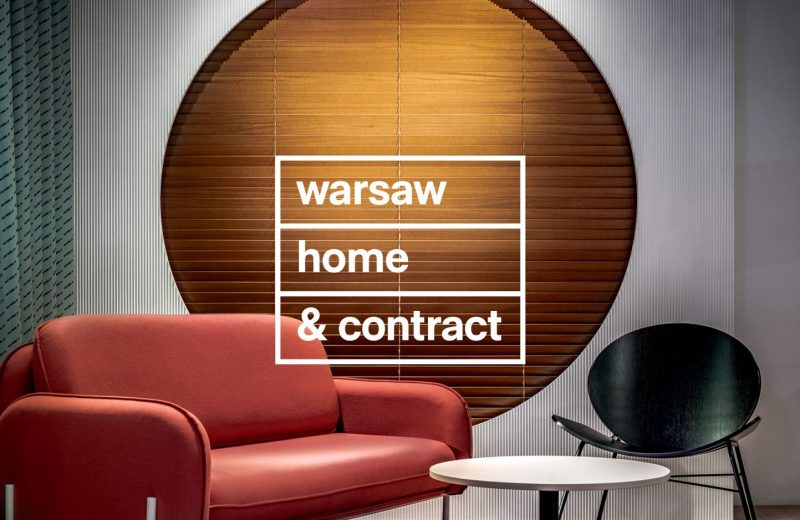 Powrót Warsaw Home & Contract!